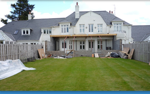 Scottish Engineering Services For New Homes and Conservatories